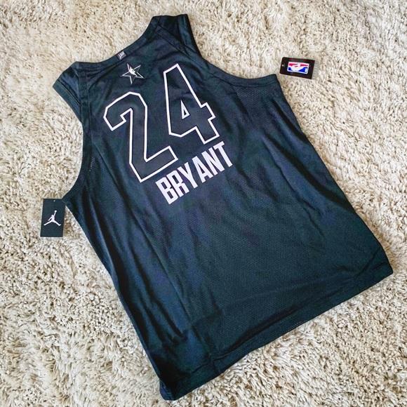 sports shoes bf01f 41203 Jordan Kobe Bryant All Star Jersey LA 928867-016 NWT